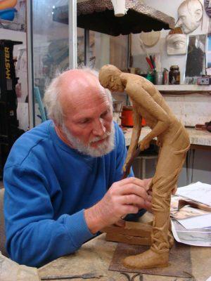 Greg James Sculpture Studio